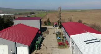 Bio Farm Crucea increases its warehousing space for 2021
